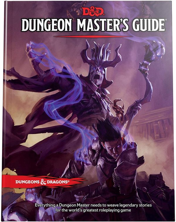 Dungeons & Dragons Master's Guide