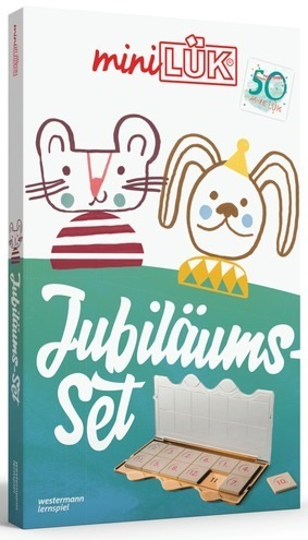 miniLÜK-Set - Jubiläums-Set