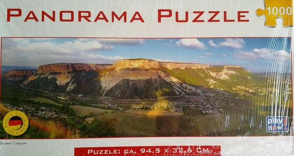 Puzzle Grand Canyon