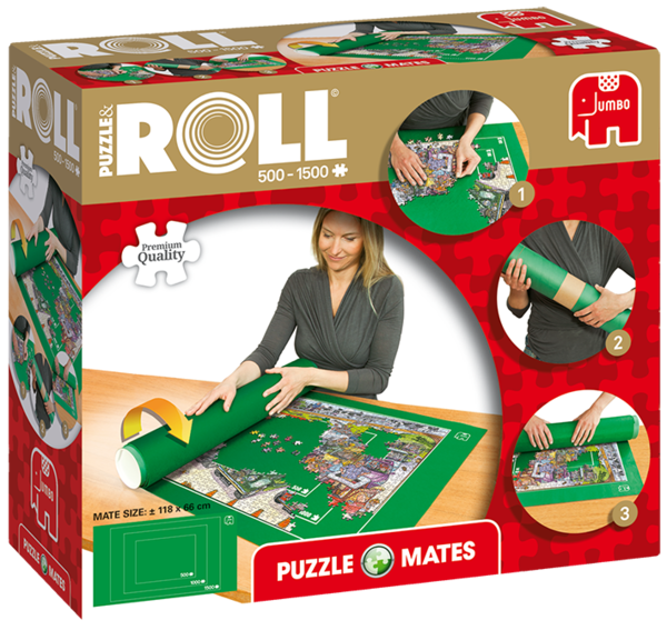 Puzzle & Roll (500 - 1500 Teile)