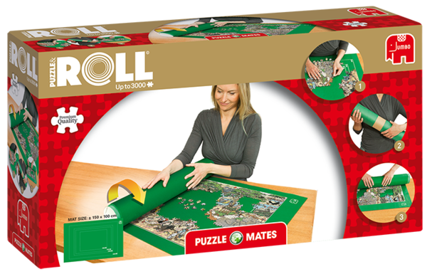 Puzzle & Roll (1500 - 3000 Teile)