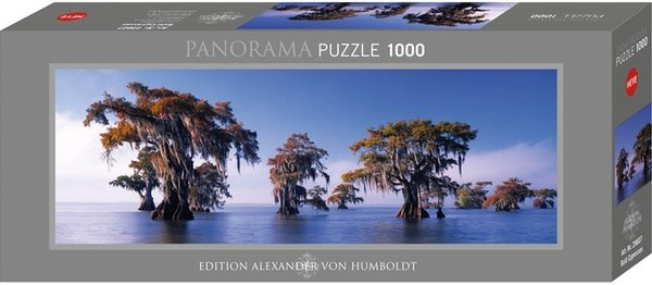 Puzzle Humboldt Edition: Bald Cypresses