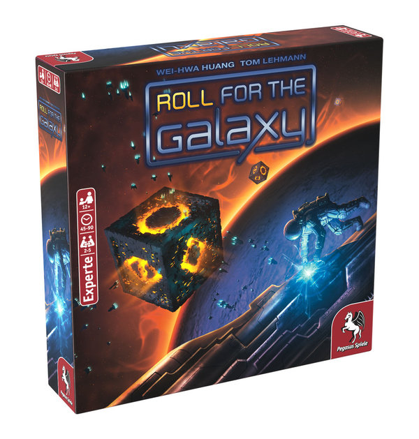 Roll for the Galaxy & Erweiterungen