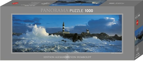 Puzzle Humboldt Edition: Lighthouse