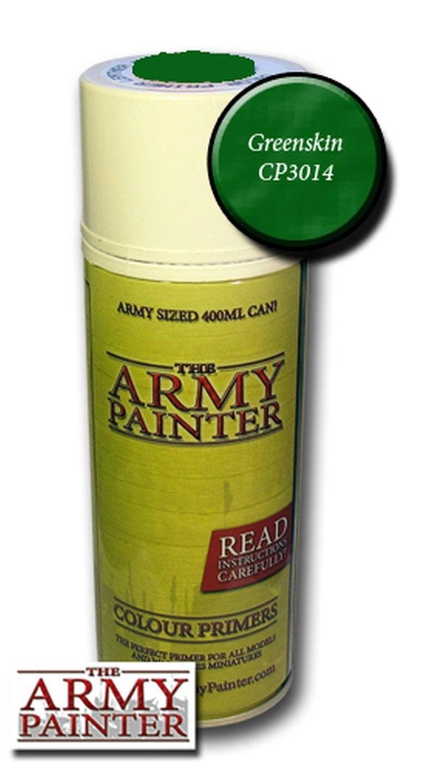 Army Painter Primer: Greenskin Spray