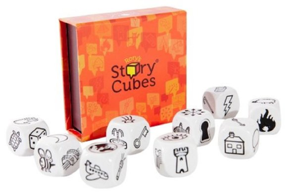 Rory's Story Cubes, 9er Pack