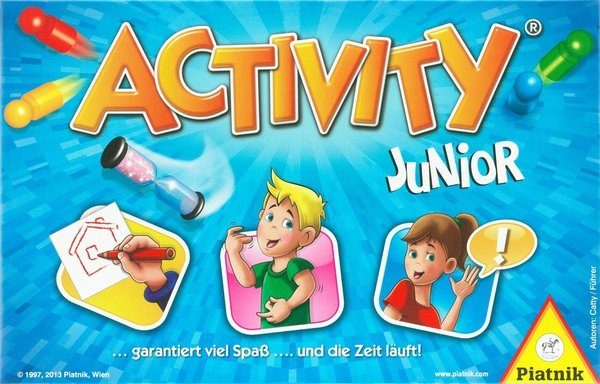 Activity Junior Edition