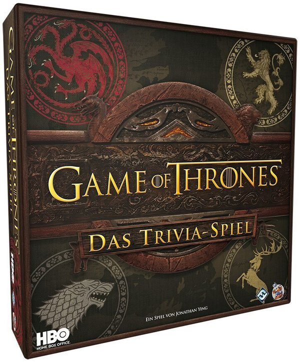 Game of Thrones - Das Trivia-Spiel