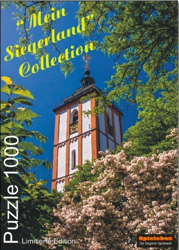 "Puzzle ""Mein Siegerland"" Collection 1, 1000 Teile"