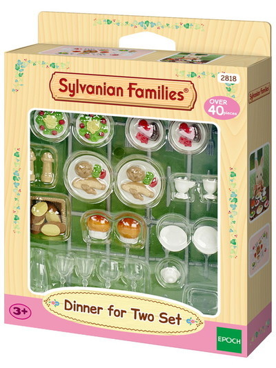 Sylvanian Families: Dinner for two Set