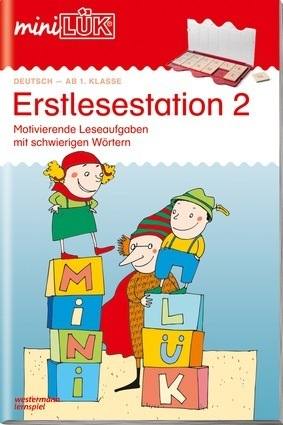 miniLÜK - Deutsch: Erstlesestation 2
