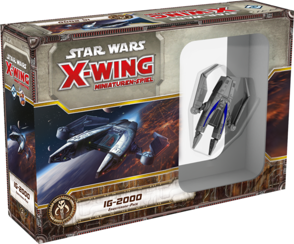 Star Wars X-Wing Erw. IG-2000