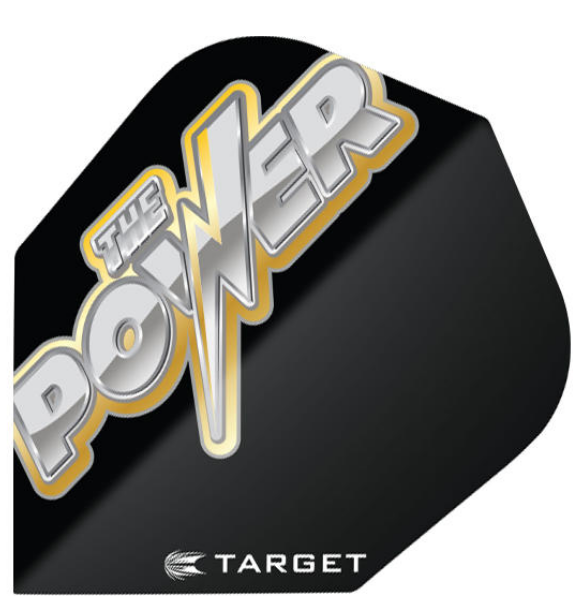 Target Flght Standard Phil Taylor Power Bolt Gold
