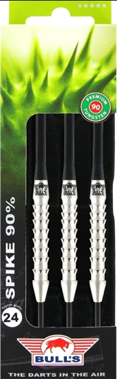Bull's Steeldart Spike, 90% Tungsten