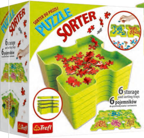 Puzzle Sortierer